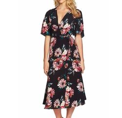 Wrap Maxi Dress by 1.State in The Good Place