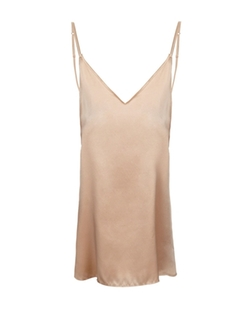 Zillah Raw Edge Slip Dress by Are You Am I in Suits