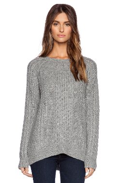 Cable Knit Sweater by Vince in Run All Night