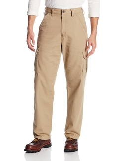 Men's Flame Resistant Cargo Pants by Carhartt in Quantico