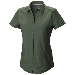 Women's Canyon Shirt by Mountain Hardwear in Boyhood