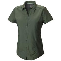 Women's Canyon Shirt by Mountain Hardwear in Boyhood