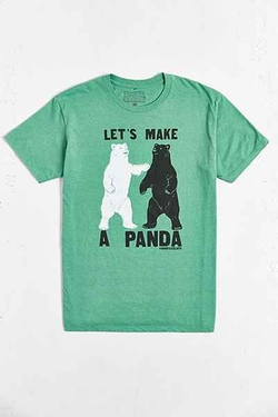 Let's Make A Panda Tee by Urban Outfitters in The Flash