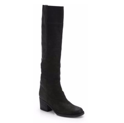 The Lost Knee-High Leather Boots by Ld Tuttle in Mr. Robot