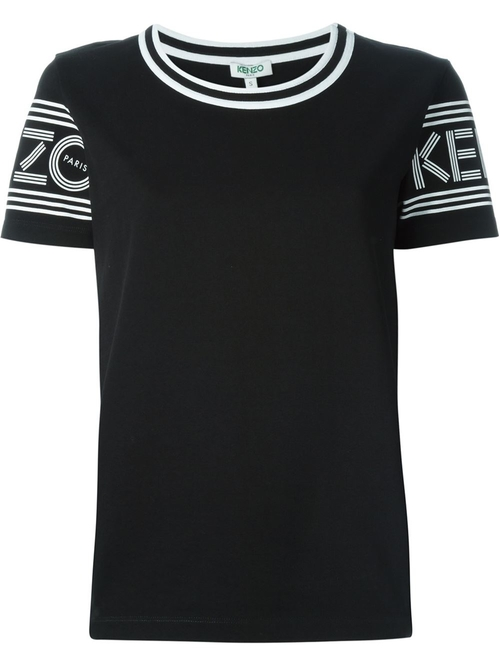 Round Neck T-Shirt by Kenzo in Freaky Friday