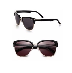 Fany Square Sunglasses by Tom Ford Eyewear in Keeping Up With The Kardashians