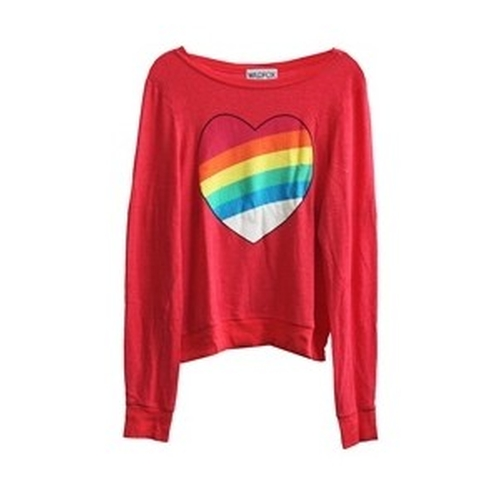 Rainbow Bright Sweater by Wildfox Couture in Pitch Perfect