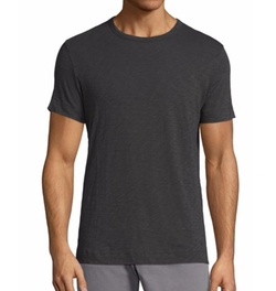 Solid Crewneck Tee Shirt by Theory in Sleepless