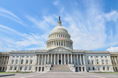 United States Capitol Washington, D.C. in Jason Bourne
