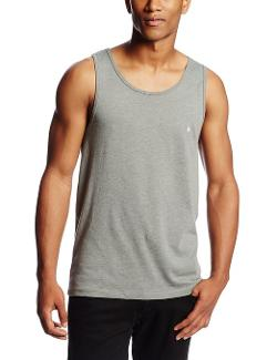 Men's Heather Tank by Volcom in Pain & Gain