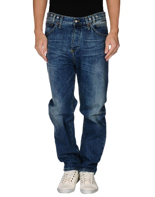 Wash Denim Pants by Dolce & Gabbana in That Awkward Moment