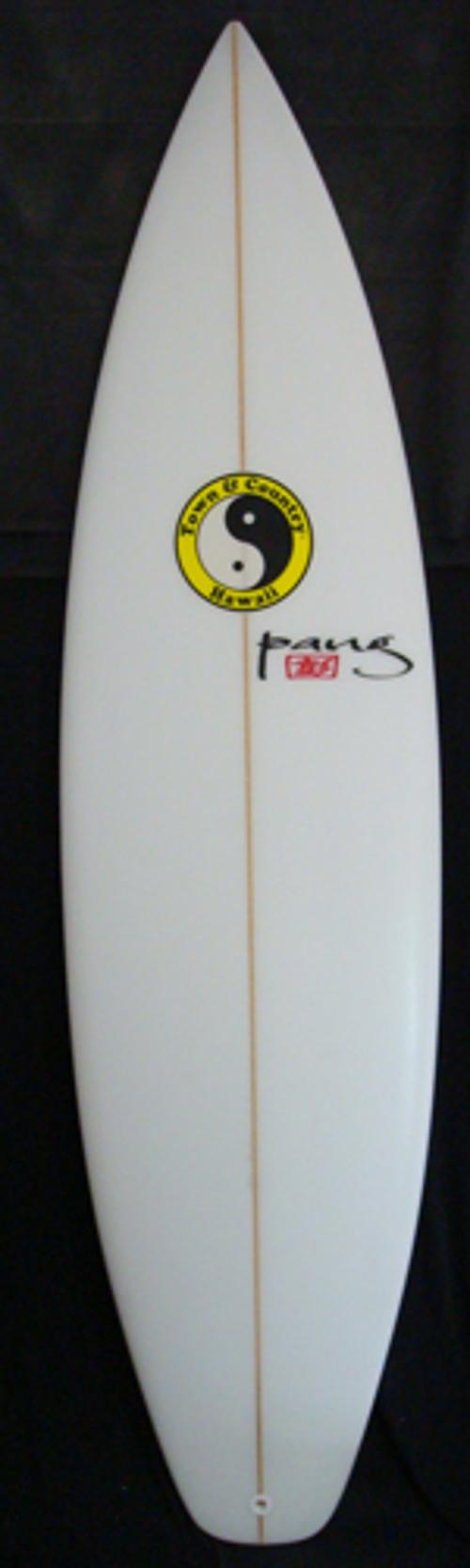 Glenn Pang 6 1 MS1 #13-0746 by Town and Country Surfboards in Transformers: Age of Extinction
