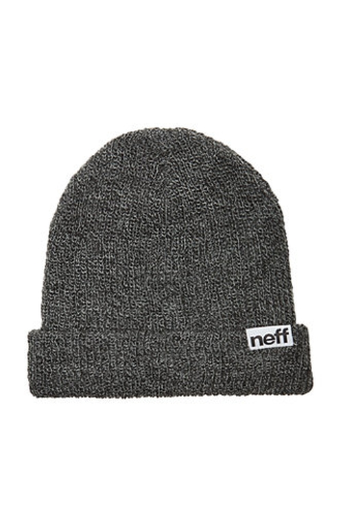 Fold Heather Beanie by Neff in Everest
