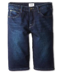 French Terry Super Soft Five-Pocket Short by Hudson Kids in Let's Be Cops