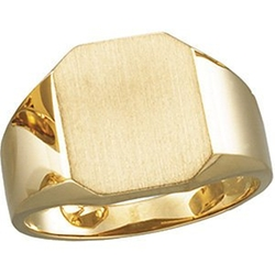 Signet Ring by TheBeJeweledEgg Rings in The Big Lebowski