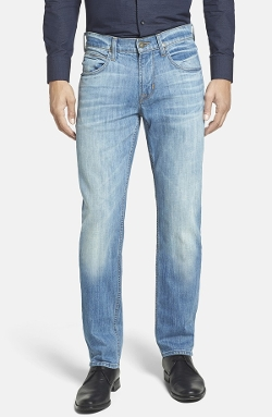 'Blake' Slim Fit Straight Leg Jeans by Hudson Jeans in Insidious: Chapter 3