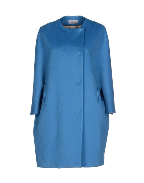 Snap Button Coat by Alberto Biani in How To Get Away With Murder - Season 2 Episode 3