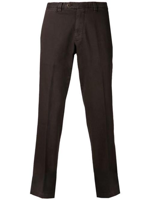 Chino Trousers by Isaia in Mortdecai