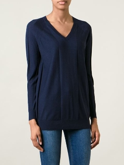 V-Neck Sweater by Joseph in Fantastic Four