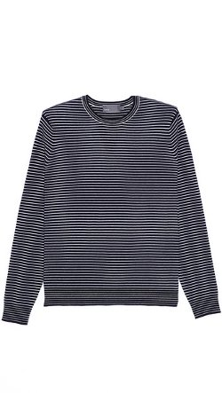 Striped Sweater by Vince in Neighbors