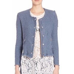 Agnette Jacket by IRO in Guilt