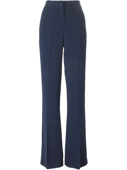High-Waist Flared Trousers   by MSGM in Supergirl