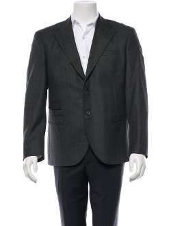 Wool Blazer by Neil Barrett in The Gunman