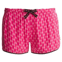 Woven Printed Shorts by Betsey Johnson in Pitch Perfect 2