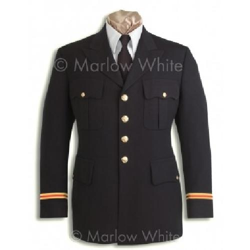 Male Officer Professional Army Service Uniform (ASU) Coat by marlowwhite in Sabotage