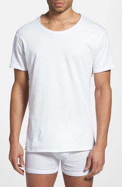 'Relaxed' Organic Cotton Crewneck T-Shirt by Bread & Boxers in The Finest Hours