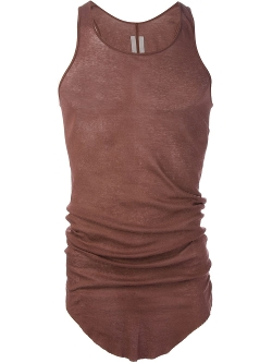 Round Neck Tank Top by Rick Owens in The Best of Me