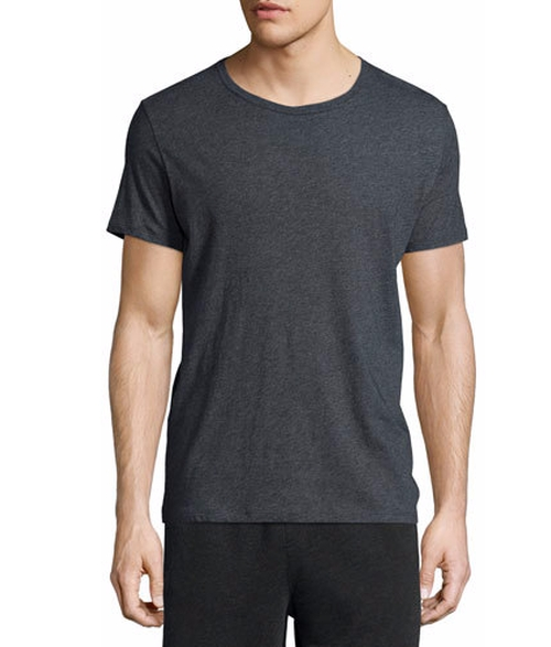 Classic Short-Sleeve Crewneck T-Shirt by ATM in Billions - Season 1 Episode 10