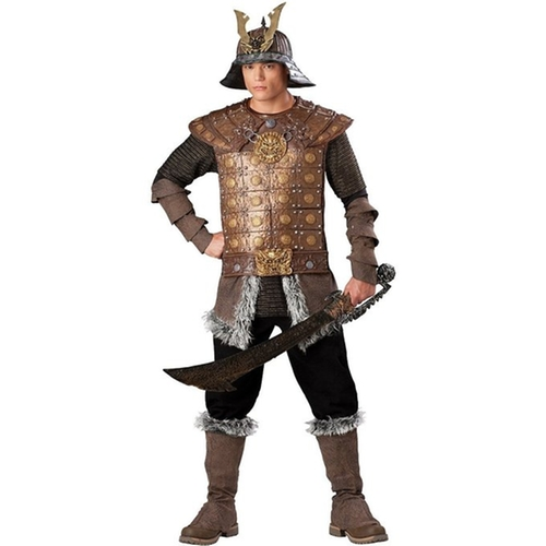 Genghis Khan Samurai Costume by InCharacter in Brooklyn Nine-Nine - Season 3 Episode 5