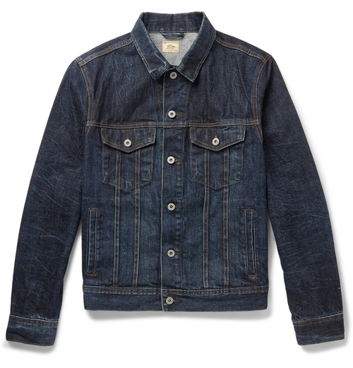 Denim Jacket by J. Crew in Nashville - Season 4 Episode 7