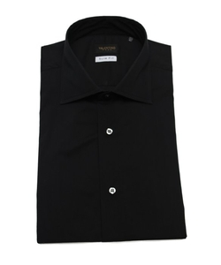 Slim Fit Cotton Dress Shirt by Roma in Arrow