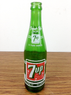 1960s Soda Drink by 7up in Love & Mercy