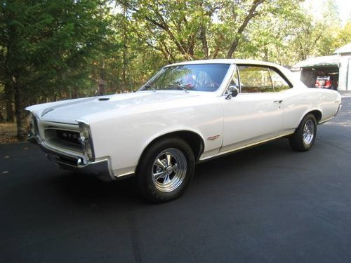 1966 GTO Coupe by Pontiac in Need for Speed