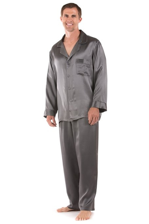 Men's Silk Pajamas by TexereSilk in Mr. & Mrs. Smith
