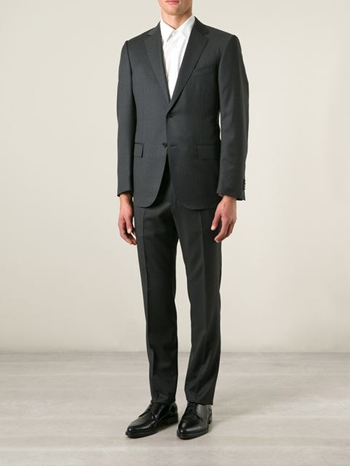 Two Piece Suit by Ermenegildo Zegna in Suits - Season 5 Episode 9