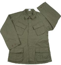 Military Vintage Vietnam Fatigue Shirt by Galaxy Army Navy in X-Men: Days of Future Past