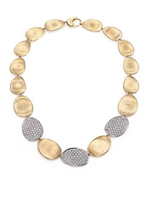 Three-Station Collar Necklace by Marco Bicego in Empire - Season 2 Episode 2