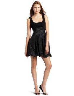 Women's Sleeveless Bubble Hem Dress by Jessica Simpson in Vampire Academy