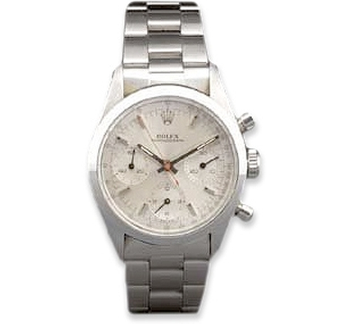 Chronograph 6238 Watch by Rolex in On Her Majesty's Secret Service