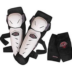 Combo Knee and Shin Guards by Troy Lee in Scout's Guide to the Zombie Apocalypse