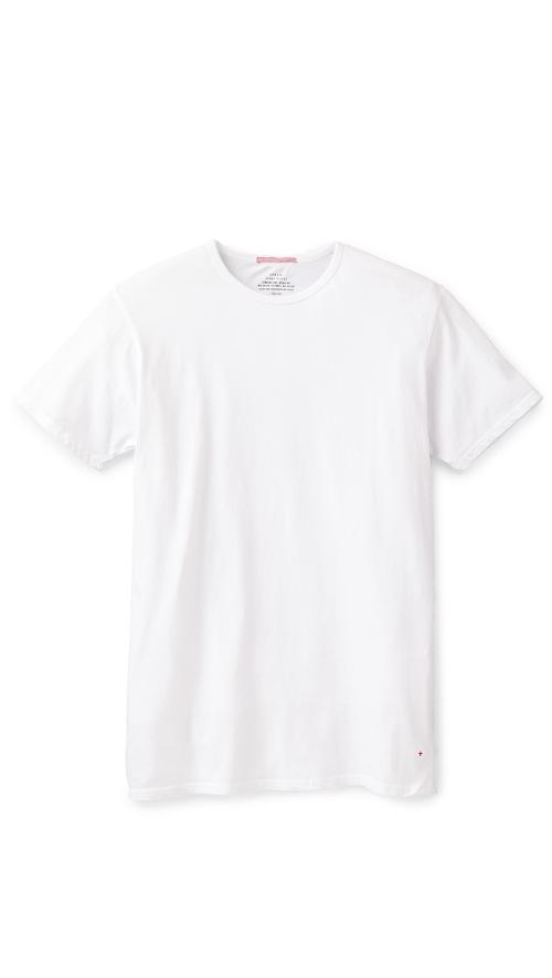 Crew Neck T-Shirt by Apolis in No Strings Attached