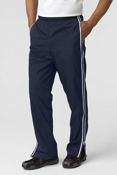 Men's Regular Athletic Pants by Land's End in Brick Mansions