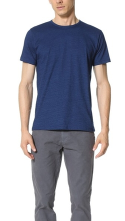 Indigo T-Shirt by Apolis in Daddy's Home