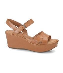 Wedge Sandals by Born Du Jour in Vacation