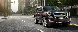 Escalade SUV by Cadillac in Entourage