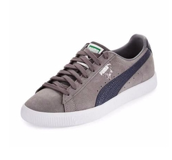 Clyde B&C Suede Low-Top Sneakers by Puma in Scream Queens